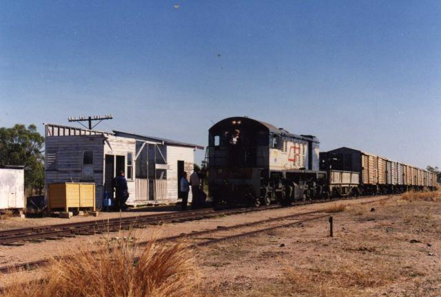 Lyndbrook as it was in 1991
