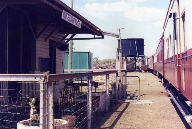 The Station in 1992